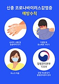 신종코로나바이러스 (코로나바이러스), 신종코로나바이러스, 바이러스, 전염병 (질병), 감기, 감기 (질병), 위험, 손씻기, 기침, 마스크 (방호용품)