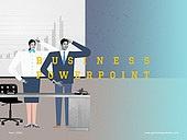 파워포인트, 메인페이지, 비즈니스, 직업 (역할), 콜라주 (이미지테크닉), 프레젠테이션, 발표