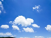 하늘, 구름, 맑은하늘, 하늘풍경