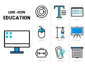 교육 아이콘