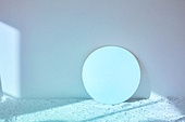 빔 (상태), 빛 (자연현상), 백그라운드, 햇빛, 뜨거움, 인테리어, 식물, 테이블, 식탁보, 거울