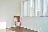 빔, 빛 (자연현상), 백그라운드, 햇빛, 사람없음, 인테리어, 의자 (좌석), 커튼 (데코르), 창문, 벽 (건물특징)