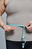 다이어트, 비만, 비만 (건장한체격), 복부비만, 허리 (사람몸통), 알약, 체형관리 (건강한생활)