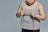 다이어트, 비만, 비만 (건장한체격), 복부비만, 허리 (사람몸통), 스트레스 (컨셉), 과식 (먹기), 폭식증 (섭식장애), 다이어트 (체형관리)