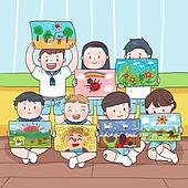 즐거운 유치원 생활