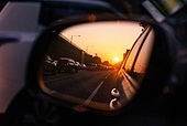 자동차, 사이드미러, 운전, 운전 (움직이는활동)