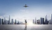 그래픽이미지, 편집디자인, 비즈니스, 경제, 협력 (컨셉), 무역전쟁 (경제), 성공, 성장 (컨셉), 금융