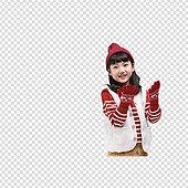 그래픽이미지, PNG, 누끼 (누끼), 초등학생, 겨울, 소녀, 상업이벤트 (사건), 따뜻한옷 (옷)