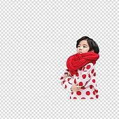 그래픽이미지, PNG, 누끼 (누끼), 초등학생, 겨울, 소년, 상업이벤트 (사건), 따뜻한옷 (옷)