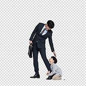 그래픽이미지, PNG, 누끼 (누끼), 비즈니스, 아빠, 아들, 화이트칼라 (전문직)