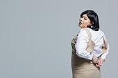 비만 (건장한체격), 허리, 체형관리, 체형관리 (건강한생활), 질병, 비만, 맞지않는옷 (옷), 옷입기 (움직이는활동)