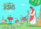 기독교, 예수 그리스도 (Christianity), 종교, 어린이 (나이), 성경학교, 성경 (성서)