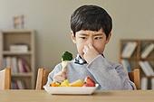 어린이 (나이), 채소, 먹기, 편식, 불만, 코막음