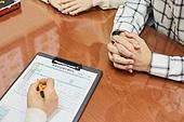 부동산정책 (부동산), 중개인 (판매업), 거래, 조언 (컨셉), 계약 (서류), 글씨쓰기 (움직이는활동)
