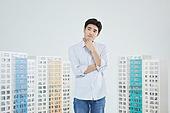 남성, 아파트, 경제, 부동산정책 (부동산), 사회이슈, 재테크, 전세, 무주택, 생각 (컨셉)