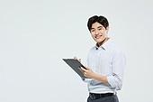 남성, 결재 (글씨쓰기), 계약 (서류), 글씨쓰기 (움직이는활동), 비즈니스맨, 미소