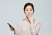 여성, 스마트폰, 놀람 (컨셉), 혜택