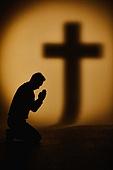 종교, 기독교, 기도 (커뮤니케이션컨셉), 찬양, 감사, 감사기도, 평화, 성경말씀 (기독교용어), 회개, 성경 (성서), 천주교, 실루엣, 십자가, 그림자
