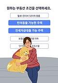 집, 집 (주거건물), 주거지역 (구역), 주택, 대출, 전세, 애완견 (개), 반려동물, 점검표 (목록)