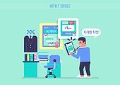 쇼핑 (상업활동), 비대면 (사회이슈), 소비, 채용 (고용문제), 인터뷰 (사건), 스마트폰, 공사인 (허브)