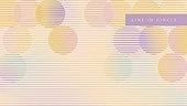 그래픽이미지, 선, 백그라운드, 원형 (이차원모양), 패턴