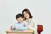 초등학생, 초등교육, 어린이 (나이), 학습지, 공부 (움직이는활동), 디지털교과서 (교과서), 가르침 (움직이는활동)
