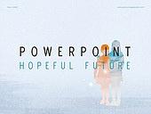 파워포인트, 메인페이지, 희망 (컨셉), 사랑 (컨셉), 함께함 (컨셉), 위기극복, 미래, 공동체 (컨셉)