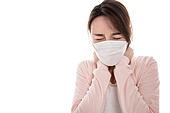 코로나19,마스크,건강,질병,바이러스,기침,여성