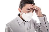 코로나19,마스크,건강,질병,바이러스,기침,남성
