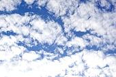 뭉게구름,구름,한국