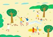 사과따기,농촌경험,농촌,여름,과일따기