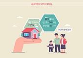 부동산, 청약, 청약가점 (청약), 주택청약종합저축 (저축), 주택소유 (부동산), 주택문제, 집, 집 (주거건물), 가족