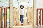 키즈카페, 놀이터, 놀이터시설, 키즈카페 (공공건물), 어린이 (나이), 유치원생, 소녀 (여성)