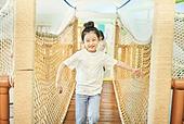 키즈카페, 놀이터, 키즈카페 (공공건물), 어린이 (나이), 유치원생, 순수, 행복