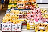 청과물가게 (가게), 상품진열 (소매업장비)