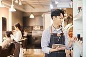 남성, 미용실 (상점), 헤어디자이너, 서비스, 상품 (인조물건)