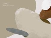 백그라운드 (주제), 원형 (이차원모양), 재질, 조약돌, 레트로스타일 (컨셉)