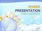 PPT,새싹,글로벌,교육,파워포인트,애니메이션