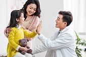 어린이,병원,진료,치료,상담,의사,엄마,딸,치과