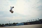 스케이트보드, 스케이트보딩, 스포츠, 라이프스타일, 익스트림스포츠 (스포츠), 운동, 활력 (컨셉), 도전, 도전 (컨셉), 열정 (컨셉)