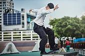 스케이트보드, 스케이트보딩, 스포츠, 라이프스타일, 익스트림스포츠 (스포츠), 운동, 활력 (컨셉), 도전, 열정 (컨셉)