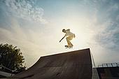 스케이트보드, 스케이트보딩, 스포츠, 라이프스타일, 익스트림스포츠 (스포츠), 운동, 활력 (컨셉), 도전 (컨셉), 도전, 열정 (컨셉), 성취 (성공)