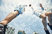 농구, 농구공, 농구대 (스포츠용품), 도전, 열정 (컨셉), 점프