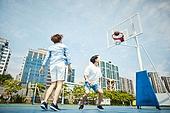 농구, 농구공, 농구대 (스포츠용품), 친구