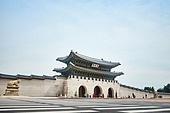 한국 (동아시아), 백그라운드, 백그라운드 (주제), 전통문화 (주제), 경복궁 (서울), 광화문 (경복궁)