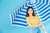 여성, 여름, 상업이벤트 (사건), 미소