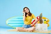 여성, 여름, 상업이벤트 (사건), 여행