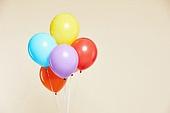 풍선, 다발, 헬륨풍선