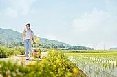 한국인, 여행, 행복, 혼자여행, 자유