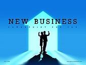 파워포인트, 메인페이지, 강렬한빛 (발광), 비즈니스, 스타트업, 시작, 실루엣, 희망 (컨셉), 낙천적 (컨셉), 미래, 눈부신빛 (발광), 도전